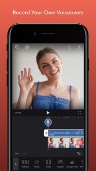 Enlight Videoleap Video Editor iphone images