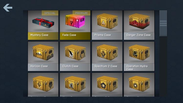 Case Opener - skins simulator screenshot-3