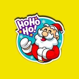 Merry Christmas Sticker Pack !
