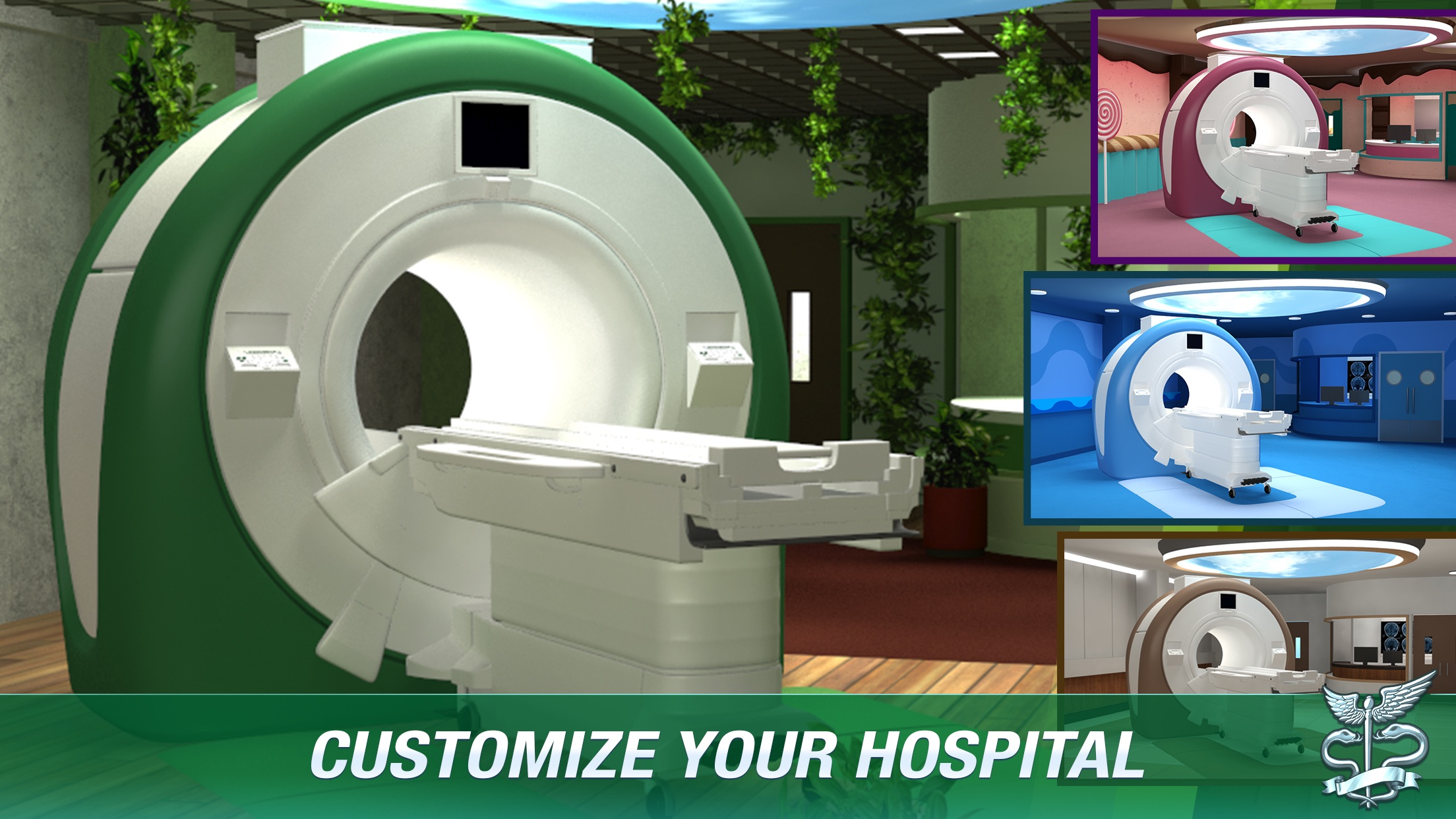 Operate Now: Hospital Screenshot