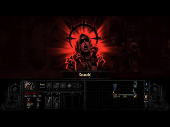 Darkest Dungeon:Tablet Edition Screenshots