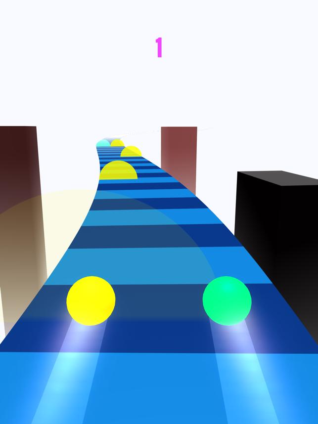 Bin Balls Vs Color Block, game for IOS
