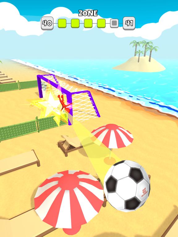 iPad Image of Crazy Kick!