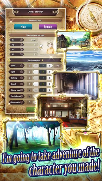 RPG Vanitas screenshot three