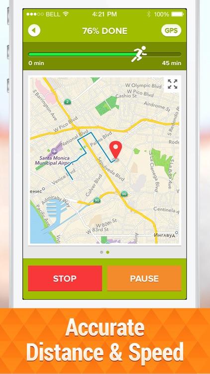 GPS Running Watch Pro screenshot-3