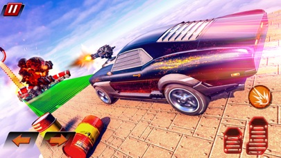 Crazy Shooting Car Stunts Sim screenshot 7