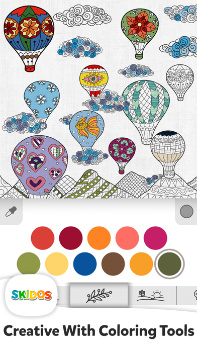 Drawing & Colouring for Kids screenshot #9