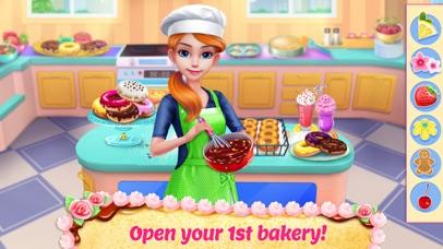 Screenshot for My Bakery Empire in Denmark App Store