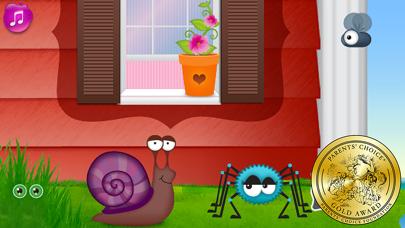 Itsy Bitsy Spider - Easter Egg screenshot one
