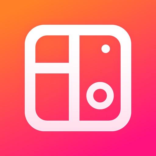 Collage Maker ◇ app logo