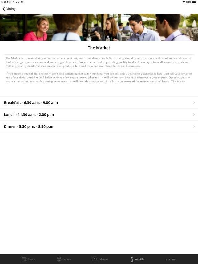 Deloitte University on the App Store