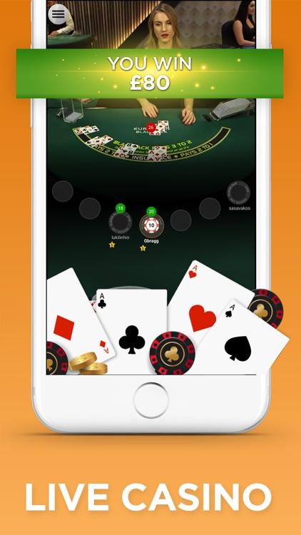 Casino.com: Live Games & Cards screenshot-3
