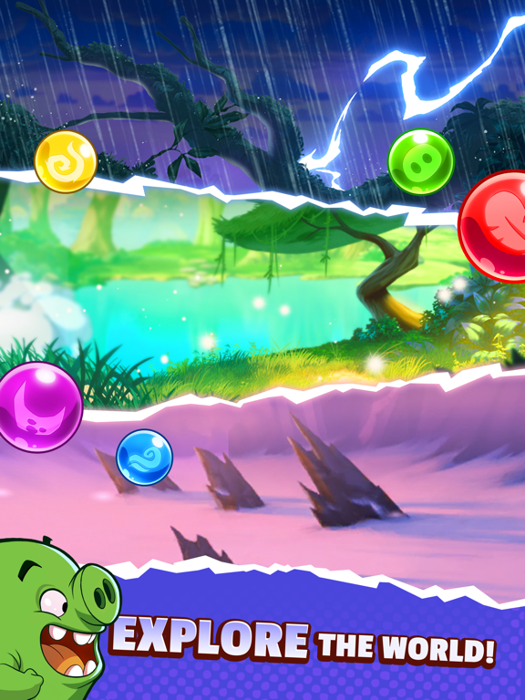 Angry Birds POP 2 screenshot 11