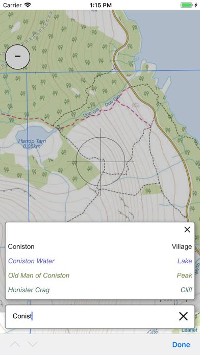 Lake District Outdoor Map PRO screenshot 4