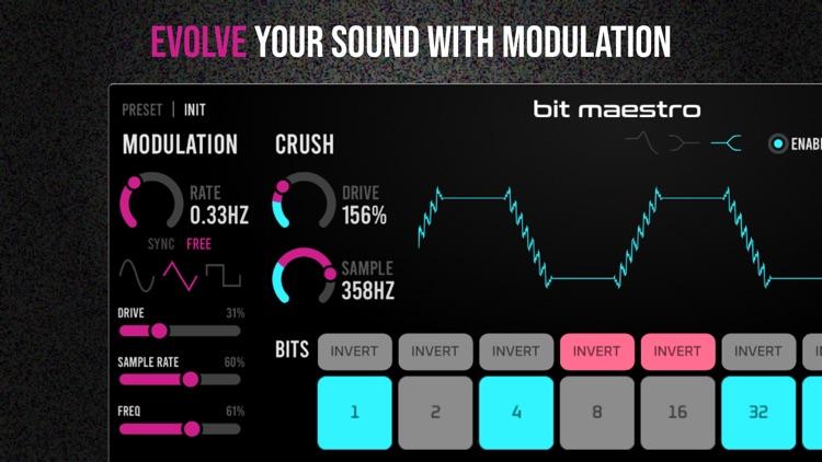 Bit Maestro screenshot-4