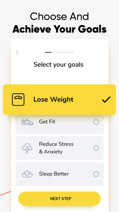 BetterMe: Weight Loss Running Screenshot