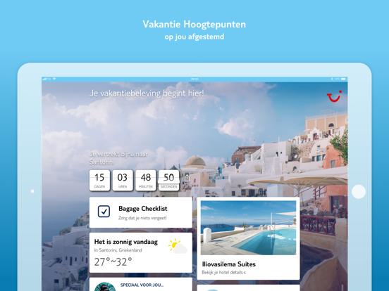 TUI Nederland je vakantie app iPad app afbeelding 2