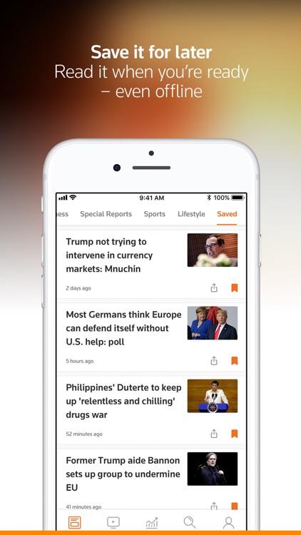 Reuters News screenshot-4