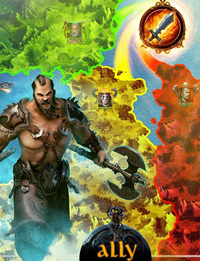 Vikings War Of Clans Game