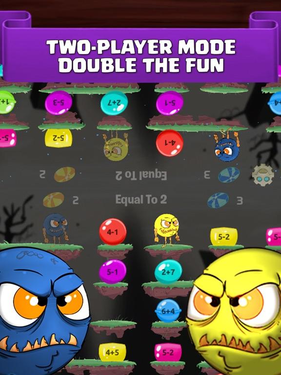 Monster Math School: Fun Gamesのおすすめ画像3