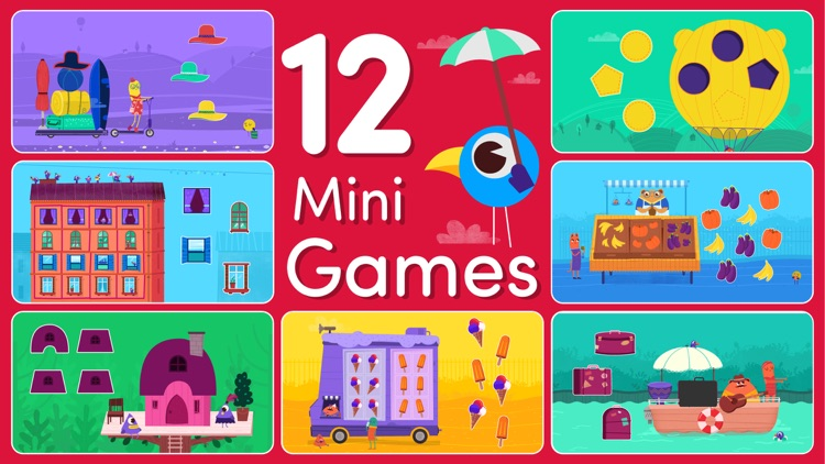 Games for kids toddlers babies