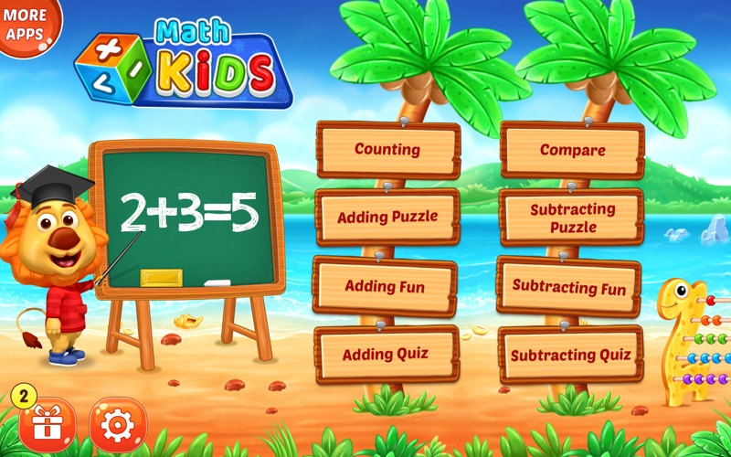 Math Kids - Add,Subtract,Count for Mac