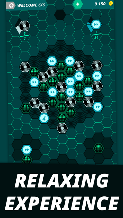 Hexme - IQ & Puzzle game screenshot 5