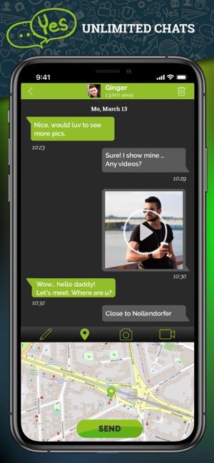 Mobile ομοφυλοφιλικές εφαρμογές γνωριμιών