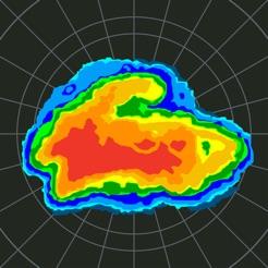 Myradar Noaa Weather Radar On The App Store - Us-live-weather-map