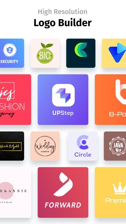 Logo Maker+ screenshot-0