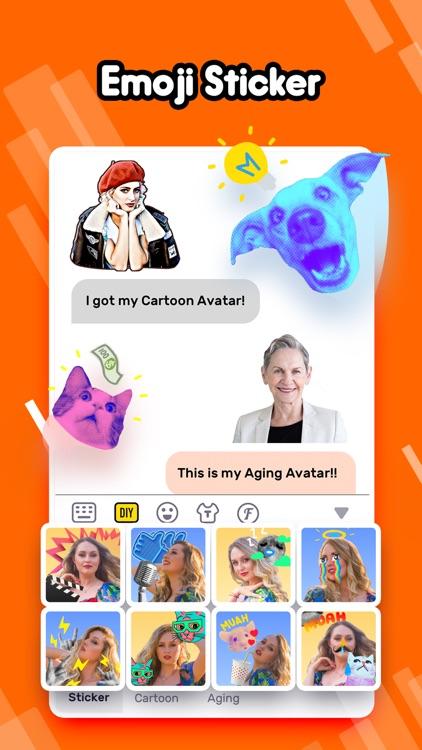 Avatar Creator - Cartoon Emoji screenshot-3