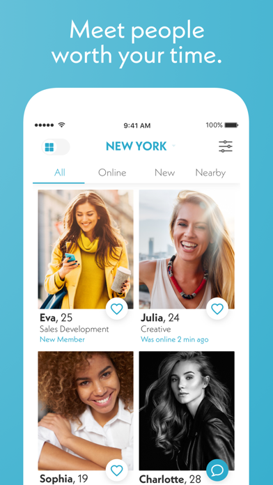 The Inner Circle – Fine Dating Screenshot