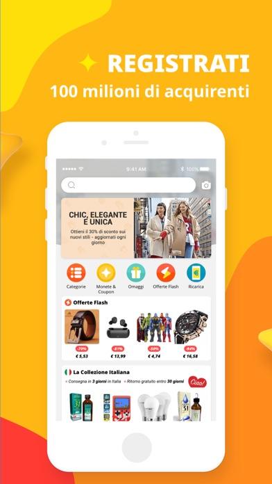 Scarica AliExpress Shopping App per PC