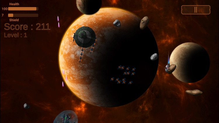 Infinite Galaxy Shooter screenshot-4