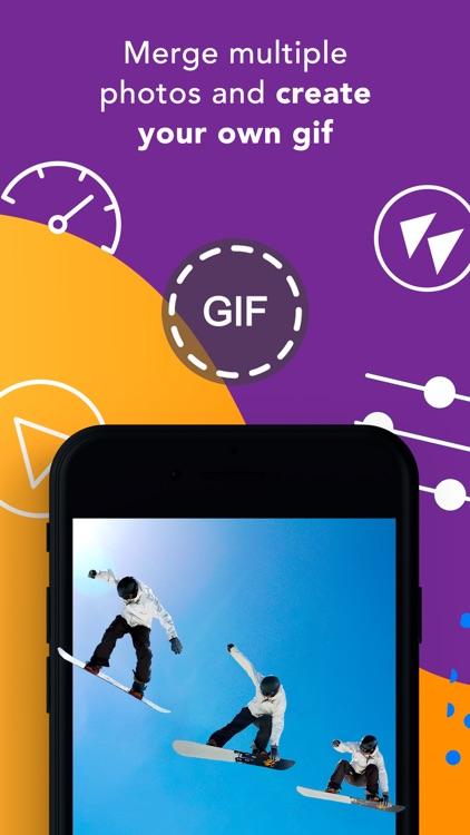 Pictogram: gif & sticker maker screenshot-4
