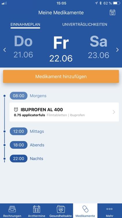 UKV - Meine Gesundheit screenshot-4