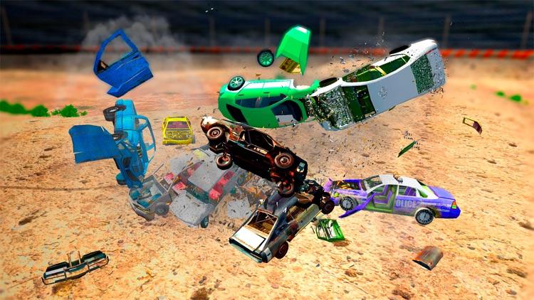 Derby Destruction Simulator screenshot-4
