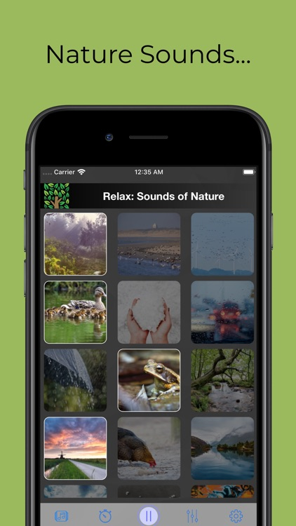 Relax: Sounds of Nature