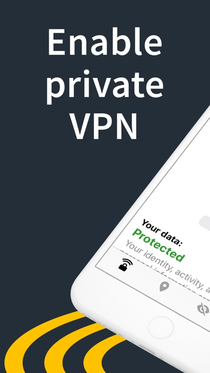 Norton Secure VPN & Proxy VPN screenshot-0