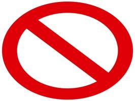 ProhibitionSignLTG