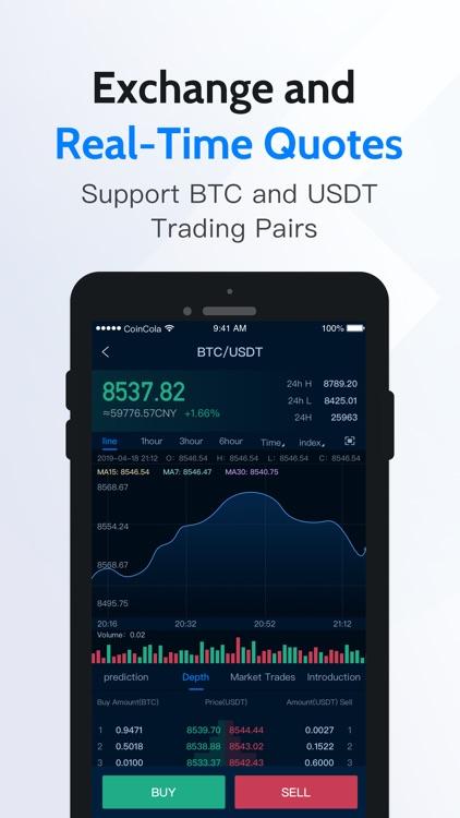 CoinCola – Buy Bitcoin screenshot-5