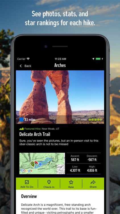National Park Trail Guide screenshot-3