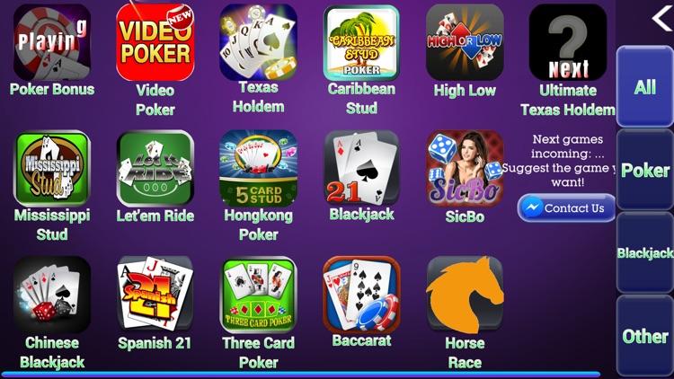 BlueWind Casino: All in One screenshot-8