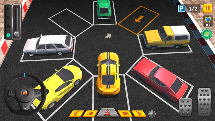 Car Parking : City Car Driving