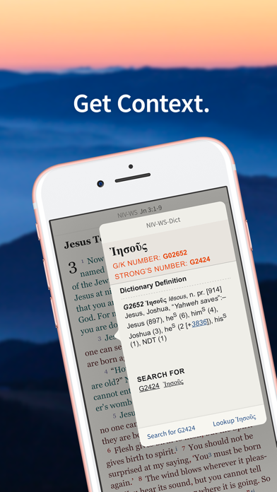 NIV Bible App + Screenshot