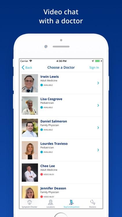 HealthNav: find the right care screenshot-4