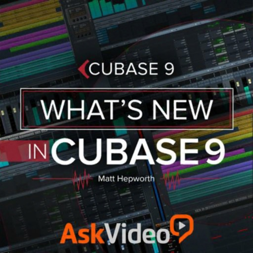 What's New Course For Cubase 9