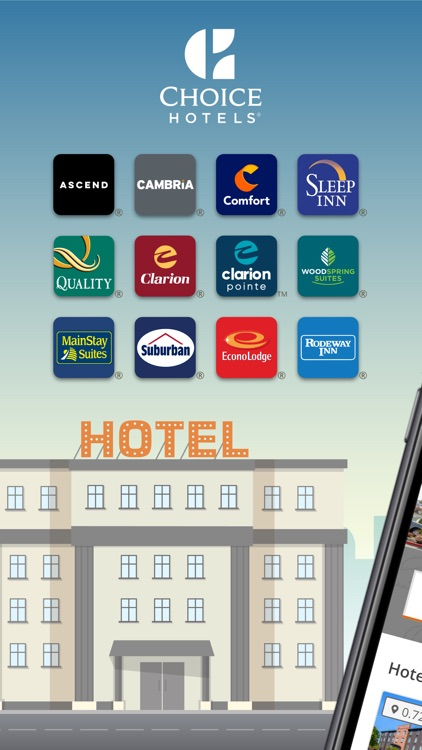 Choice Hotels : Book Hotels