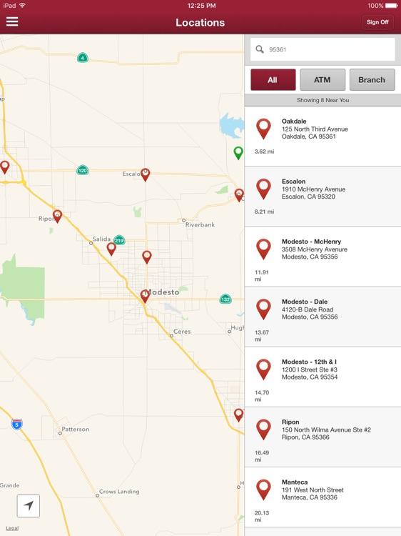 OVCB Mobile Banking for iPad screenshot-4