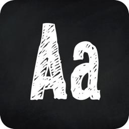 ABCD - Draw Alphabet